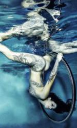 Pole Dancerin - Aerial Hoop buchen günstig Gogofabrik