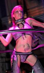 Stripperin Natalie aus Hessen