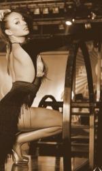 Burlesque Girl Varvara - gogo-fabrik.de