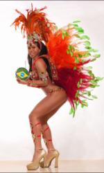 Brazilianische Tänzerin OWL und Niedersachsen