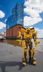 Roboter Gogo buchen