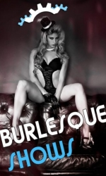 Burlesque Shows-Tänzerin buchen