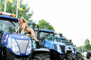 Sexy Girls für Truck Wash und Carwash
