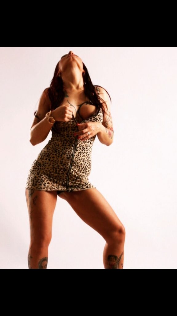 Stripperin Angelina Göttingen