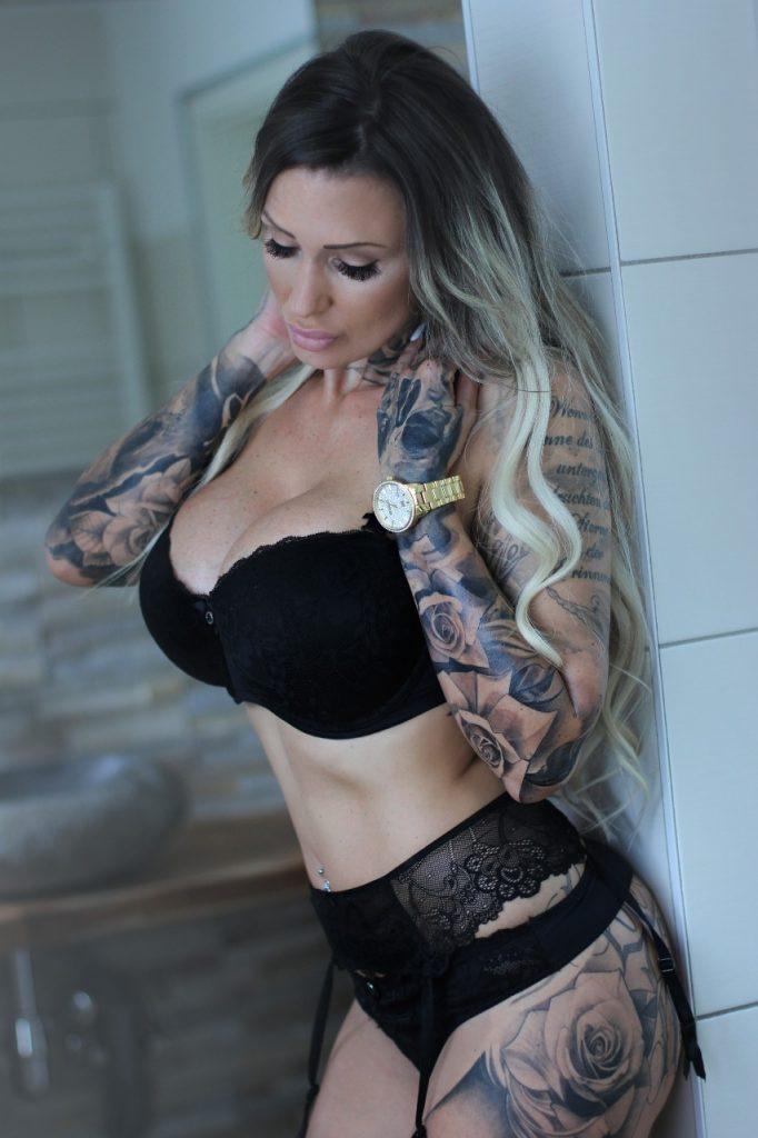 Stripperin Marie Braunschweig
