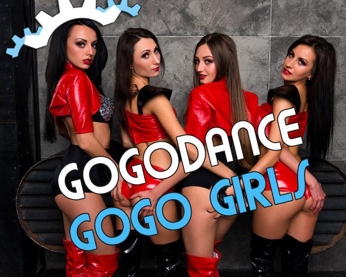 Gogo Girls - Gogo Tänzerinnen - Gogos