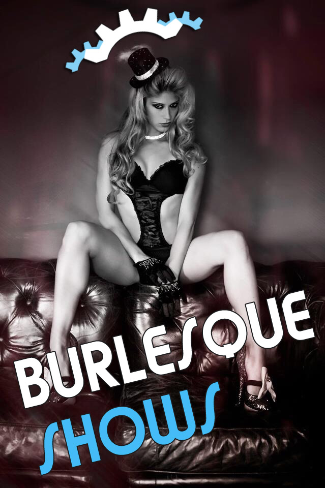 Burlesque Shows buchen