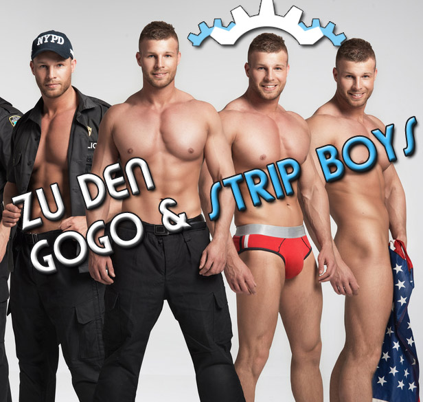 Zu den Gogo-Strip Boys